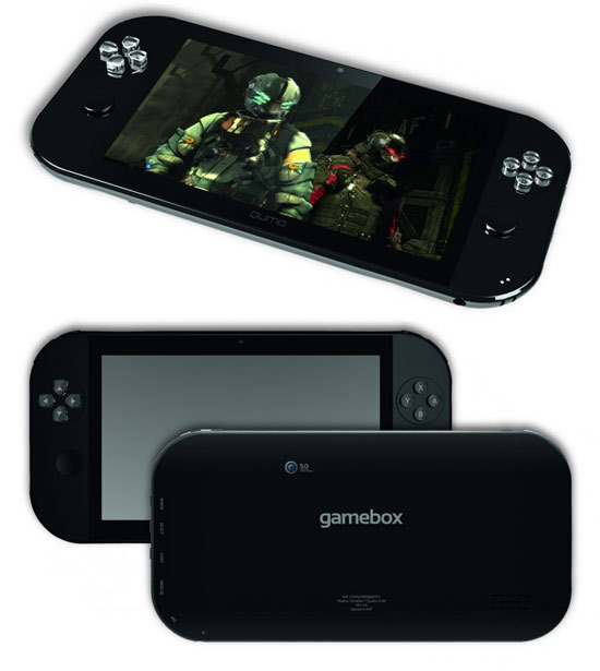 Gamebox 7 Quadro